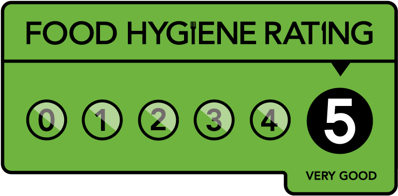 Food Hygiene Rating - 5 - Very Good
