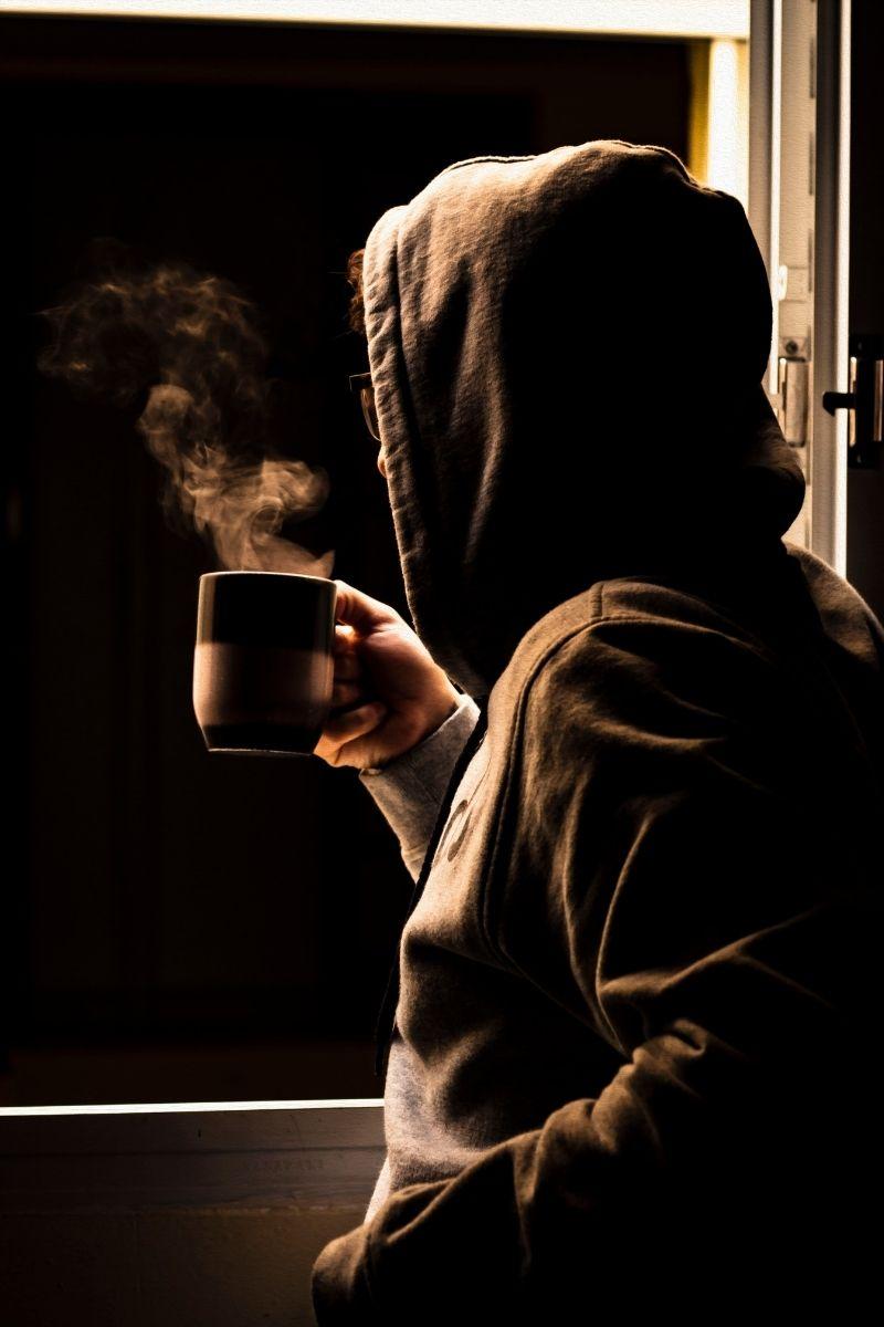 drinking coffee stops you sleeping