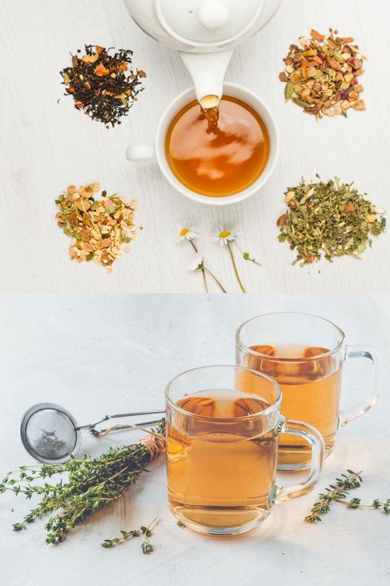 Herbal teas can help you sleep