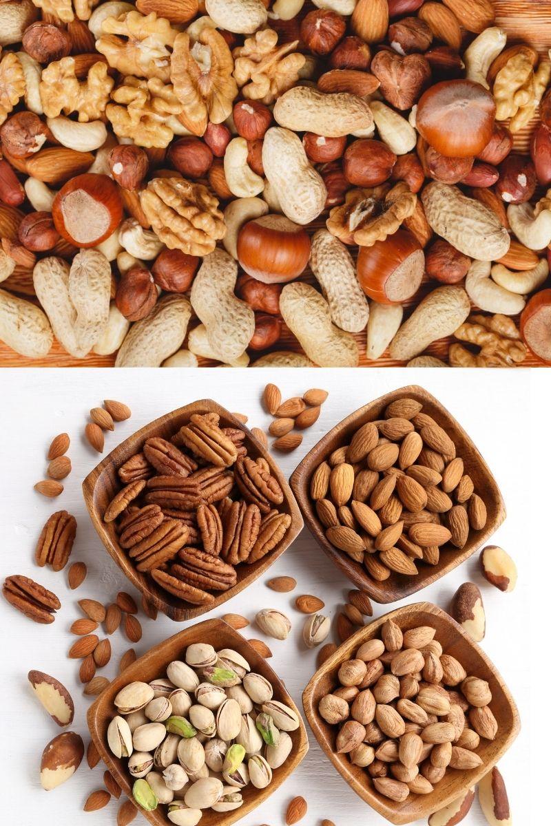 Nuts can help you sleep