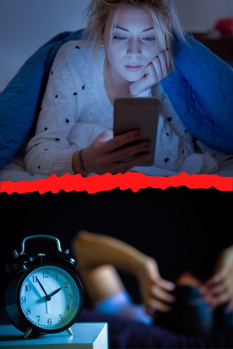 World Sleep day don't check social media