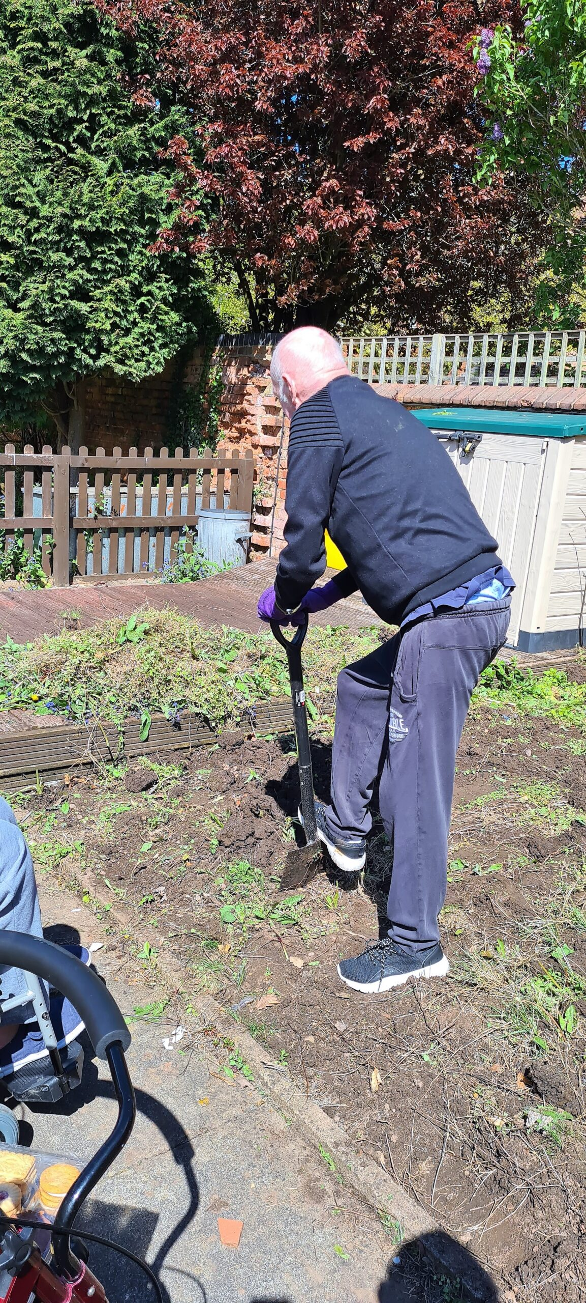 Gardening is good for mental wellbeing